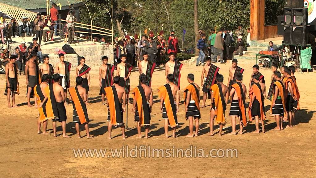Sekrenyi Festival Nagaland