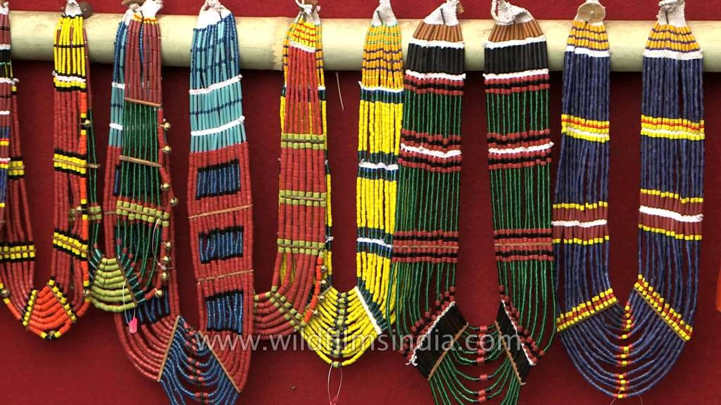 Traditional Ornaments of Nagaland