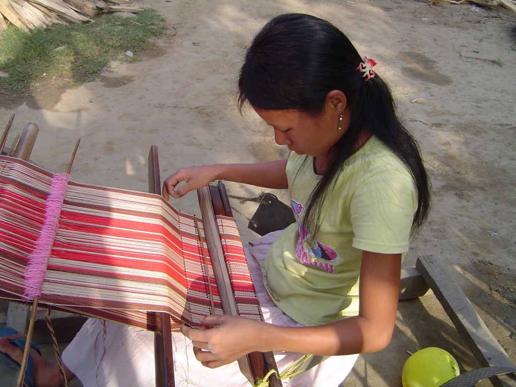 Weaving Art of Nagaland