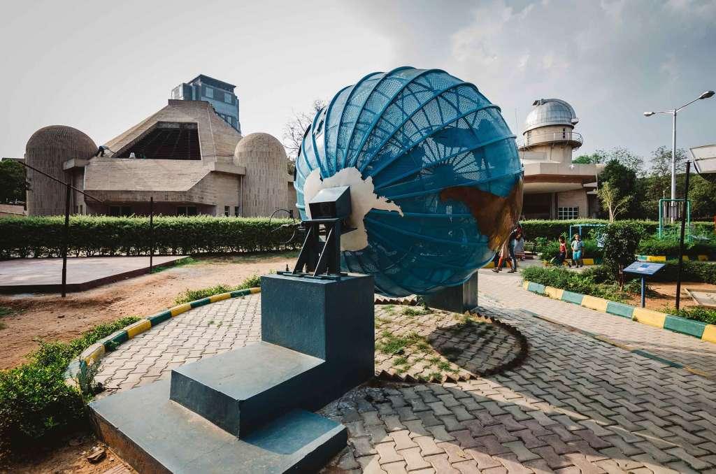 Jawaharlal Nehru Planetarium Bangalore Karnataka