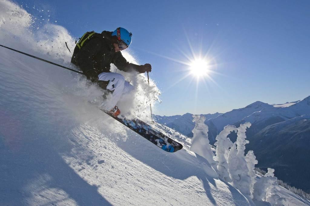 ski at auli