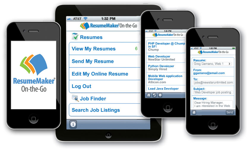 write a better resume resumemaker individual software