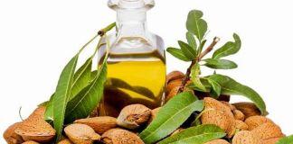 8 Simple Ways to Get Rid of Under-Eye Dark Circles: Almond oil