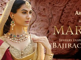 Art Karat Jewelry in movie BajiRao Mastani