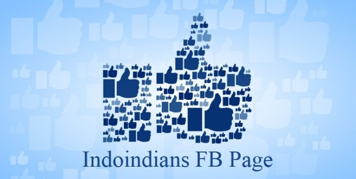 Indoindians Facebook Page