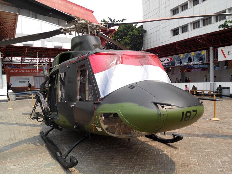NBell-412 SP/HP/EP : Tulang Punggung Kavaleri Udara TNI AD