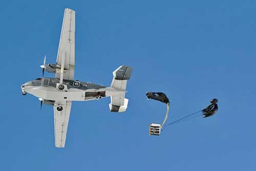 PZL M28 Skytruck : Nyaris Jadi Pesawat Intai Maritim Taktis TNI-AL