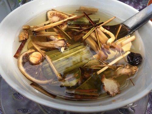 Wedang Seger Indonesia A-Z