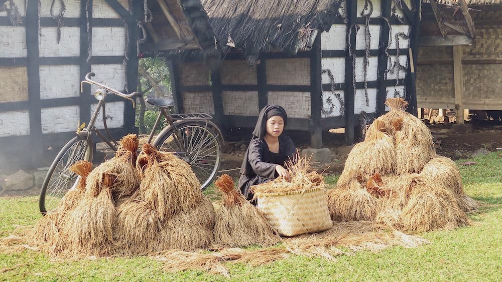 Kampung Budaya Sindangbarang Indonesia A-Z