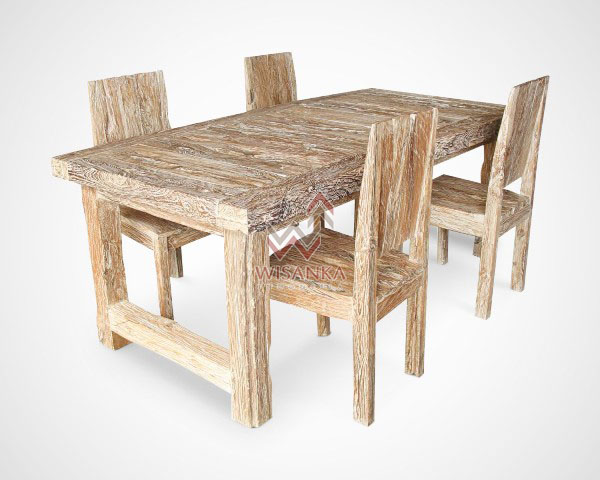 Sulur Wooden Dining Set