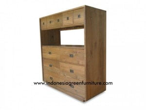 Napoleon Cabinet 10 Drawer