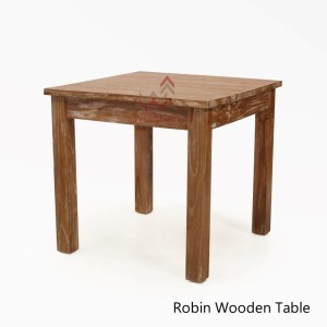Robin Wooden Table