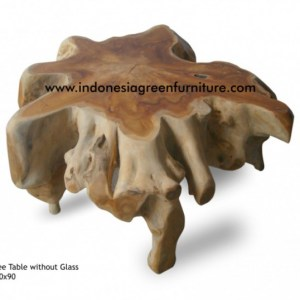 coffee table without glass reclaimed teak root