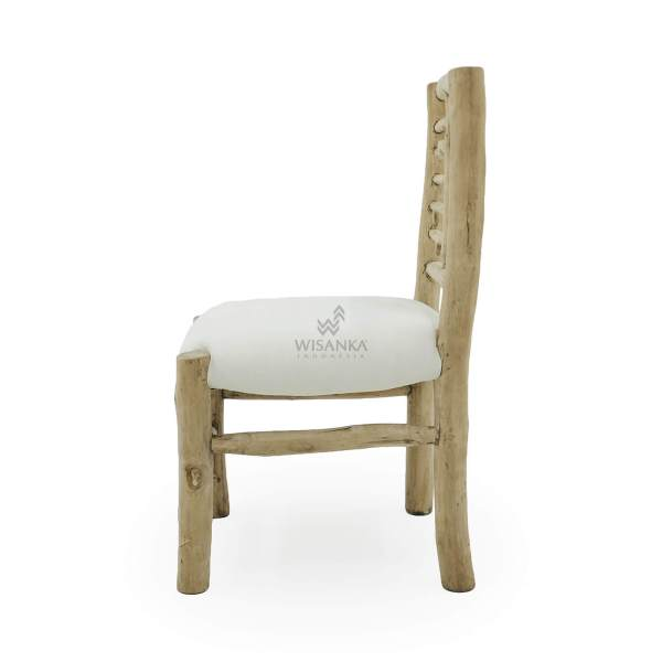 Bira Chair with Fabric (3)