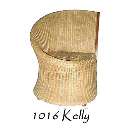 Kelly Rattan Chair