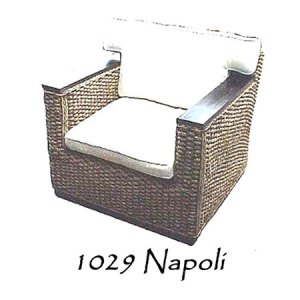 Napoli Wicker Chair