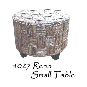 Reno Wicker Small Table