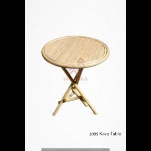 Kava Rattan Table