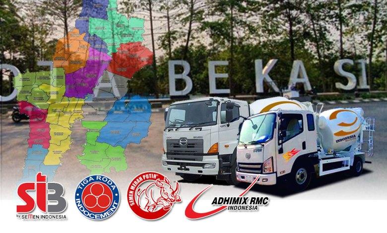 HARGA BETON READY MIX BEKASI