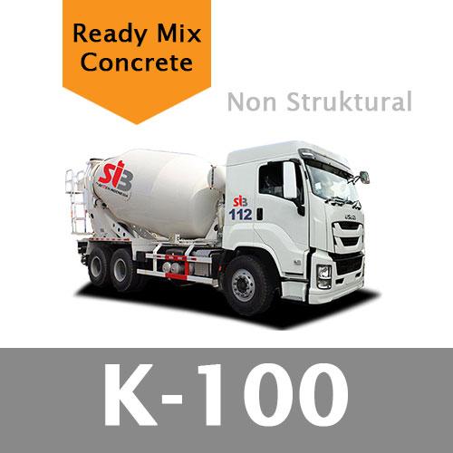 Harga Ready Mix K 100