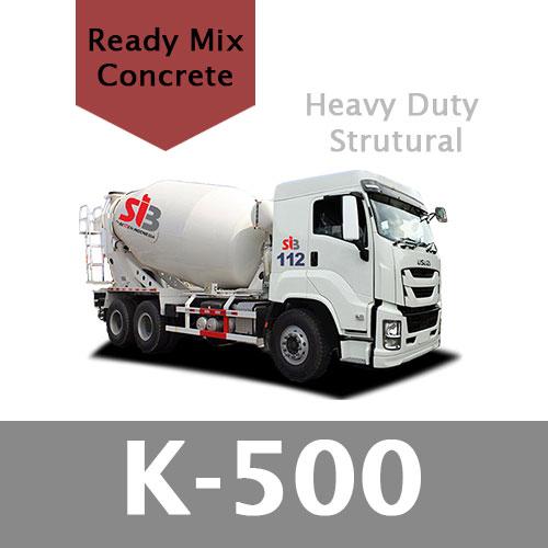 Harga Ready Mix K 500