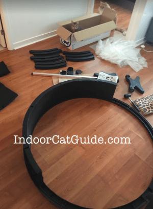 cat wheel review