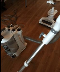 best vacuum for cat dander