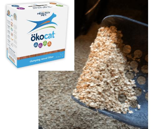 best natural cat litter biodegradable