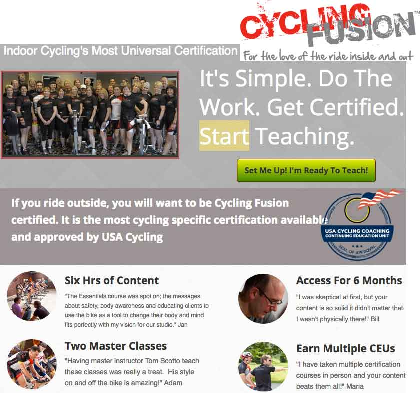 Indoor Cycling And Spinning » Indoor Cycling Workshops And