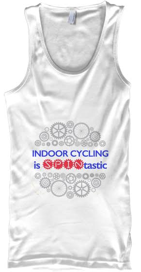 INDOOR CYCLING TANK