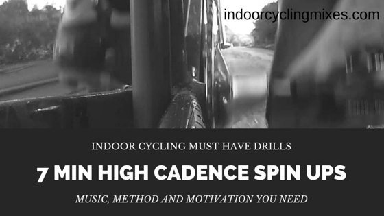 Indoor Cycling High Cadence Drill: Undulating Pyramid Spin Ups