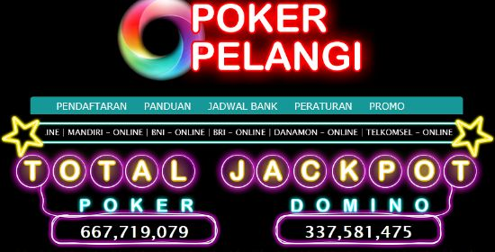 tampilan website pokerpelangi
