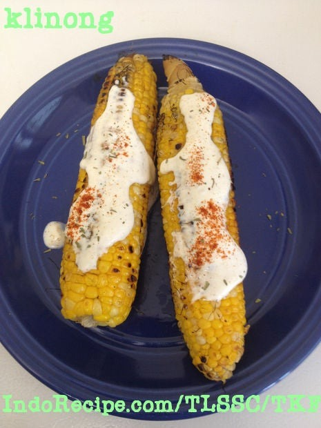 Chili Cilantro Corn