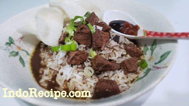 Rawon (Javanese Beef Soup)