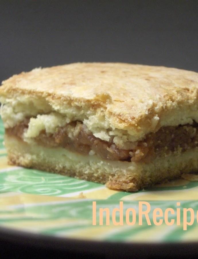 Almas Pite (Hungarian Slab Apple Pie)