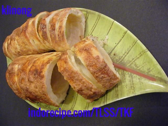 Hungarian Chimney Cake – Kürtőskalács (Oven Baked)