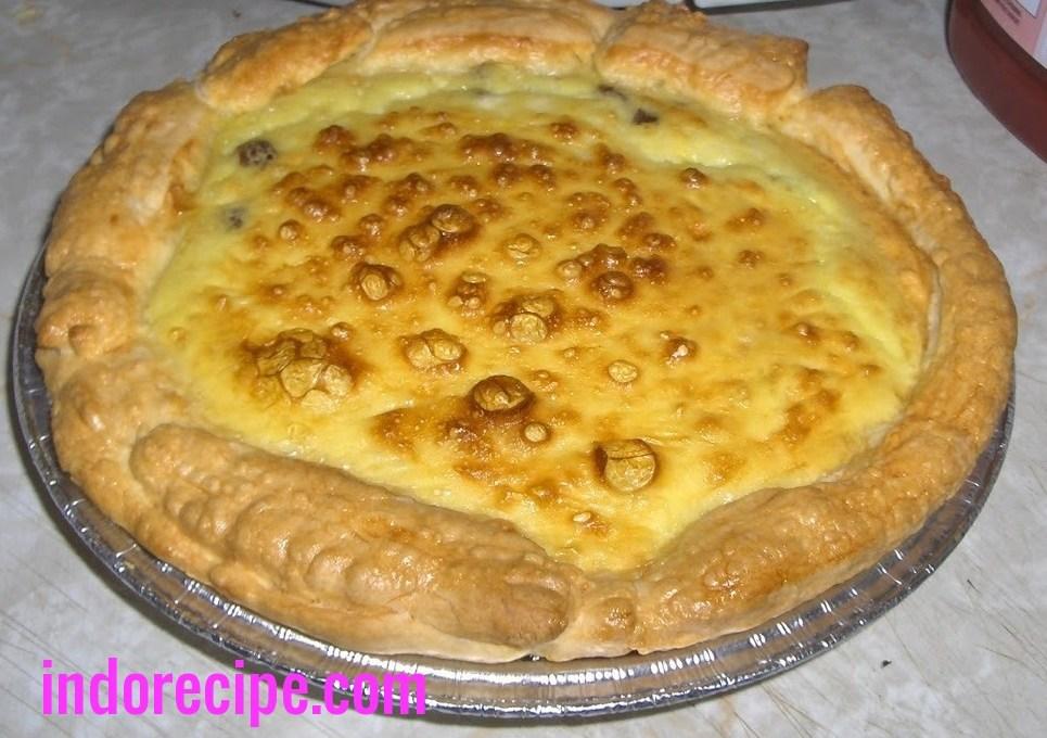 Hungarian Raisin Cheesecake