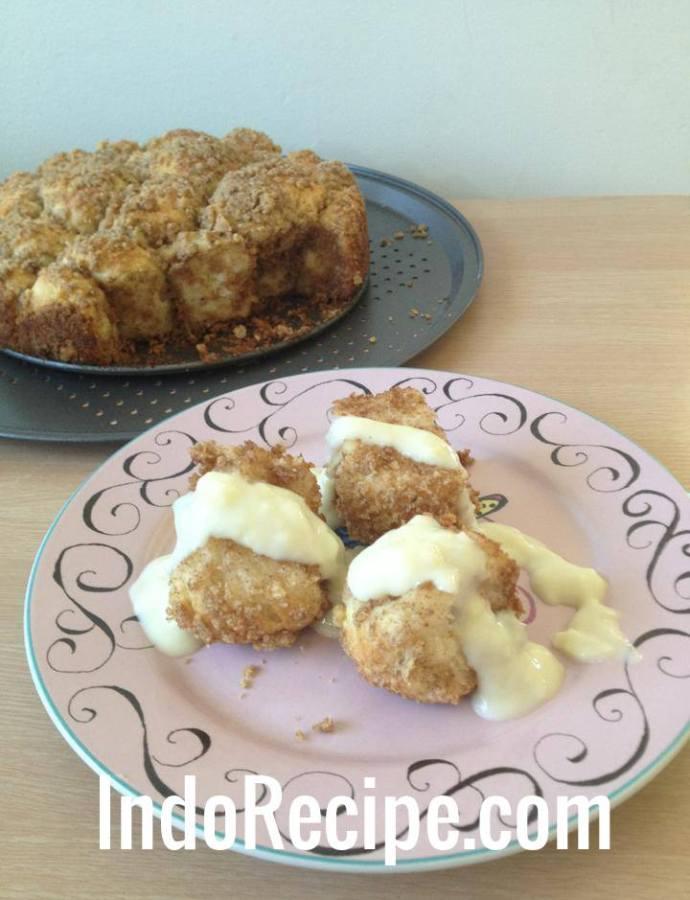 Aranygaluska (Golden Dumpling)