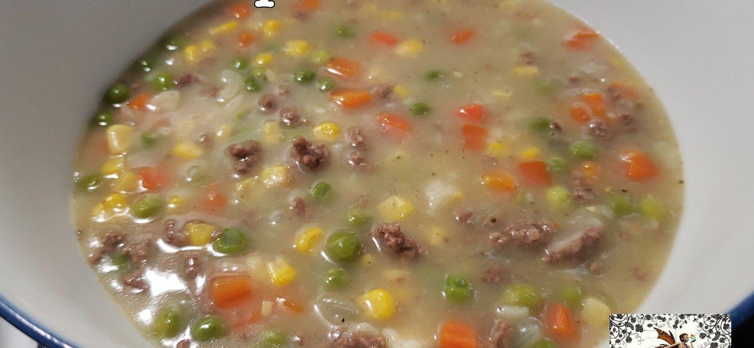 Fozelek (Hungarian Thick Soup)