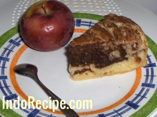 Potato Marble Cake