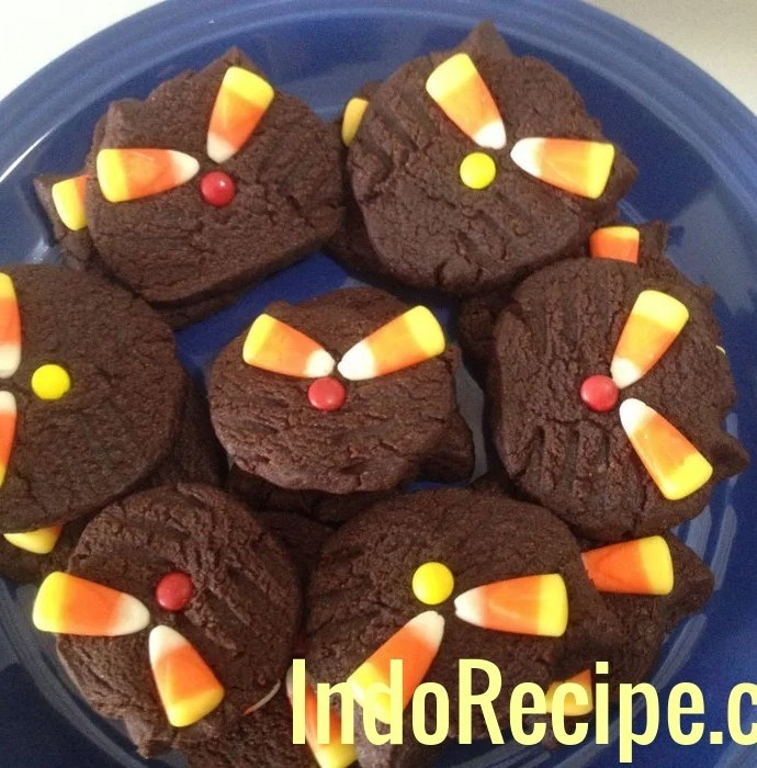 Angry Black Cat Cookies