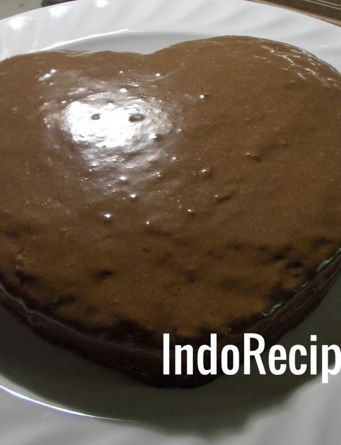 Hungarian Chocolate Cake (Csokoladetorta)