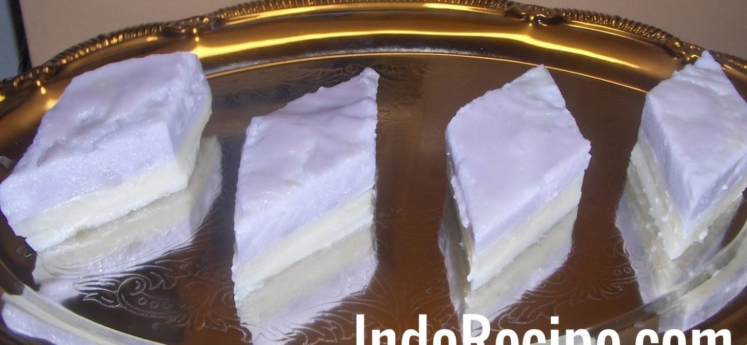 Amparan Tatak Keladi (Taro Cake Slice)