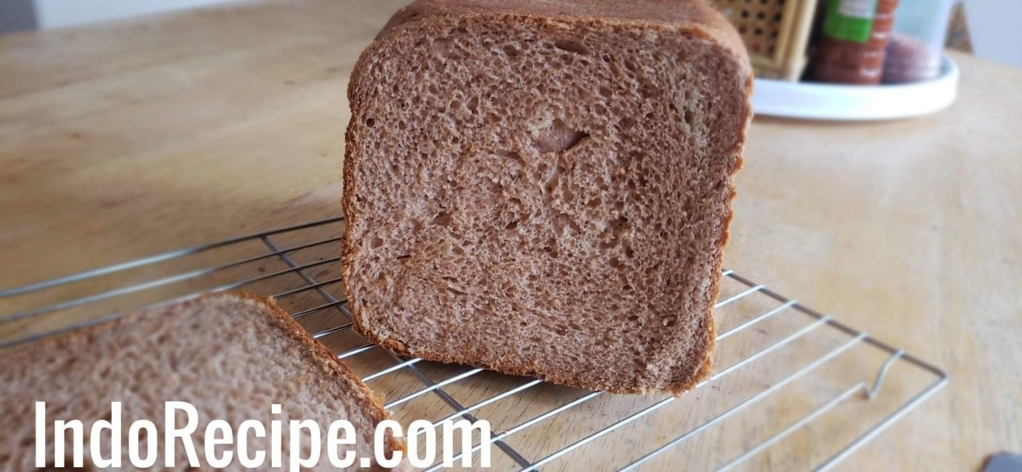 Chocolate Sandwich Loaf (Bread Maker)