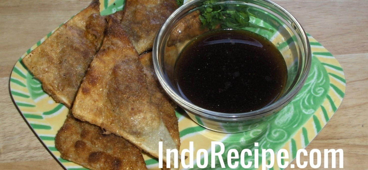 Pangsit Goreng (Fried Wontons)