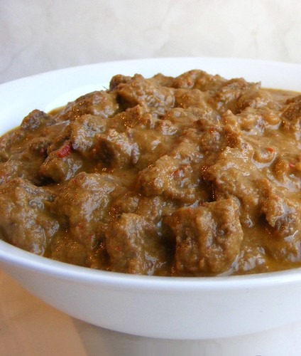 Beef Rendang (Giveaway Entry)