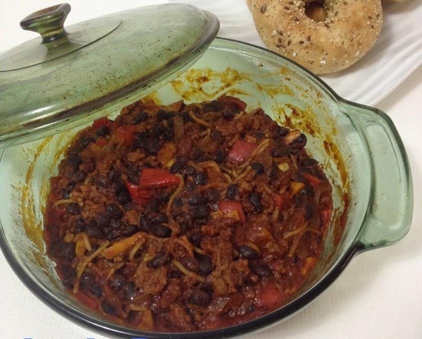Eldorado Chili – Microwave