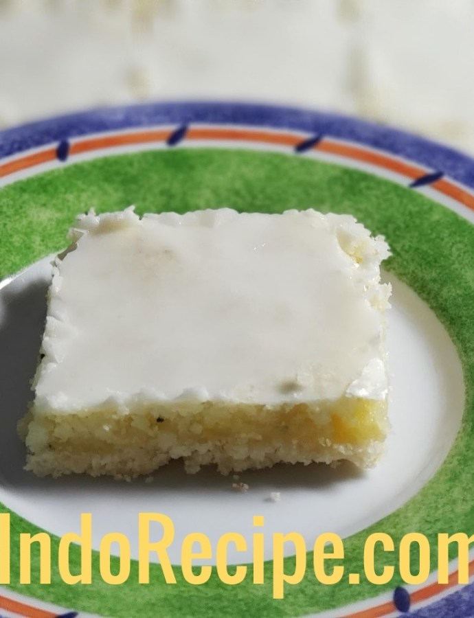 Lemon Bars (Lemon Squares)