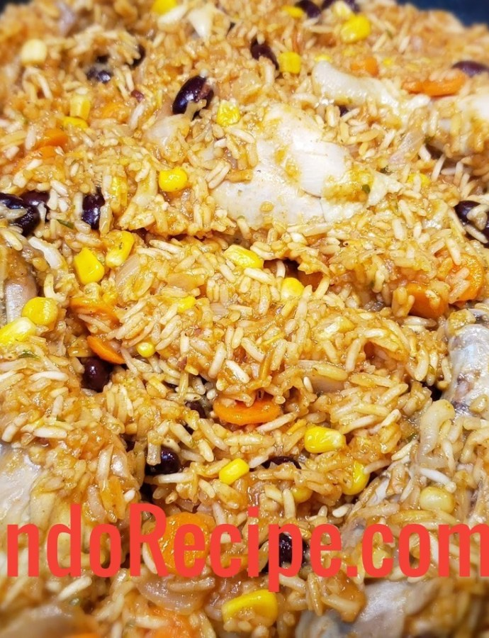 Arroz con Pollo (Mexican Dish)