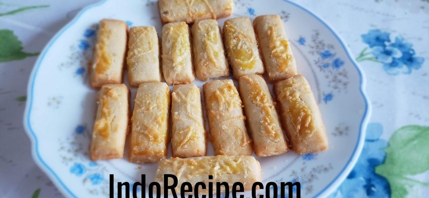 Kastengel – Cheese Sticks Cookies